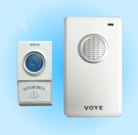 FREE SHIPPING AC Wireless doorbell (V002A)