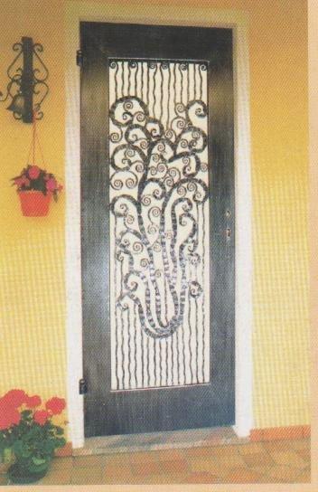 Exterior sliding door - Proof Door Picture More Detailed Picture About Burglar