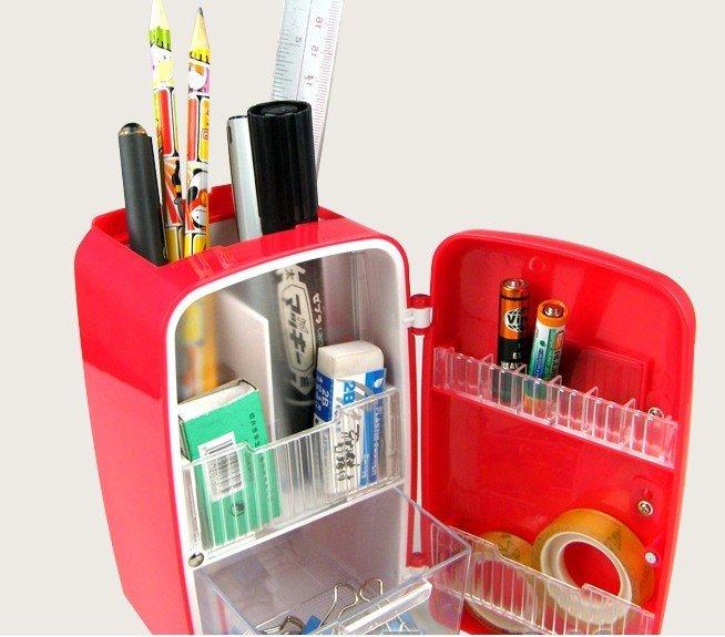 かわいい☆shop--open Desktop-Stationery-Organizer-pen-font-b-pencil-b-font-font-b-holder-b-font-saving-coin