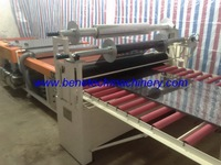 high quality low price all type Glass protective film/Vinyl Applicator Machine