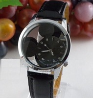Mickey Mouse  kids Quartz watches/fashion Mickey Mouse cartoon watches/5 color/free shipping by DHL