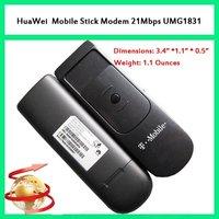 21MBPS HUAWEI HSPA+ 3G USB Stick Modem
