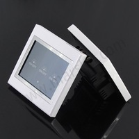 Free Shipping&Tracking 3 Way RF Wireless Remote Control LCD Touch Wall Switch#839