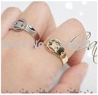 Korea Jewelry Romancelovers rings restoring ancient ways buddhist monastic discipline jewelry belt ring personality female