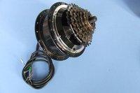 Free Shipping Brushless Hub Motor 24V 250W for Rear Wheel