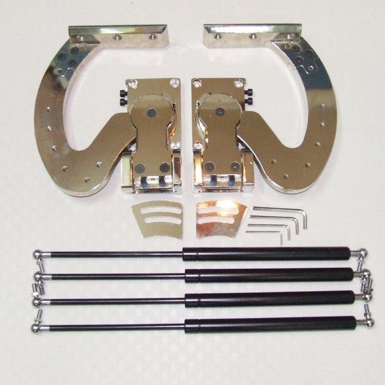 Free Shipping Universal Lambo Door | Vertical Door conversion kit | Gullwing kit(China (Mainland))