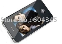 "Free Shipping new 2.8"" 16GB Touch Screen I9 4G Style Mp3 Mp4 MP5 Player Camera Game"