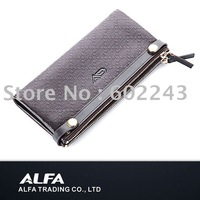 2013 Classic Cow Leather Wallet,Top Grain Leather Wallet,Cow Leather Wallet,MOQ 1 pc,Free Shipping