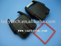 Good quality Opel 3 buttons remote case no logo