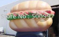 2011 inflatable hamburger&bottle