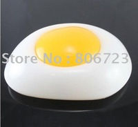 Free shipping!Fashion Delicious Poached eggs LED lamp night light 10pcs/lot