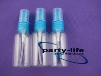 Empty Travel Size 30ml Plastic Spray Bottles Makeup ,200pcs/lot Wholesale-free shipping