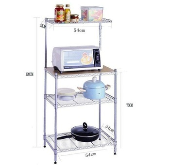 kitchen shelving /microwave oven shelves / tools