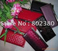 Hot Sale High Fashion PU Wallet/Purse,hard PU Leather Wallet/Purse,Lady's Fashion Wallet