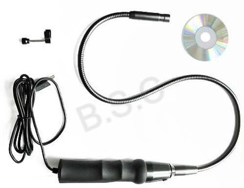 USB Endoscope Snake Inspection Borescope Video Camera +free shipping(China (Mainland))
