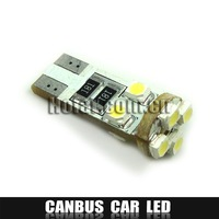 CANBUS Error Free T10 LED Light 8 1210SMD