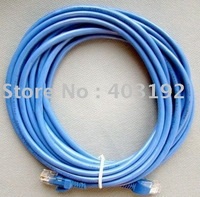 100pcs/lot - 5M 16 FT RJ45 Cat5 Cat5e Ethernet Patch Network Cable Wholesale