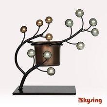 popular metal candle holder