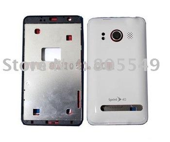 Mobile Phone Original Full housing for HTC EVO 4G WHITE