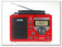 TECSUN BCL-2000 FM / MW / SW 5-band radio
