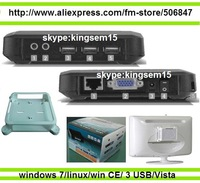 Thin Client of vista and linux and 3 USB