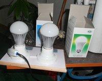 5w e27 led bulb, 45pcs 3014 SMD LED inside