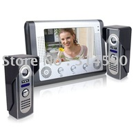"7 ""color LCD video intercom doorbell/video door phone"