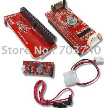 20pcs/lot Serial-ATA to ATA/ATAPI IDE Interface Adapter