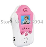 baby monitor,Night vision,1.5&amp;quot; LCD display,2.4G wireless monitor free shipping