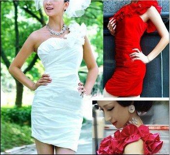 graceful bride wedding dress /dress/parry dress /bridesmaid sexy dress