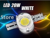 Holiday sale 20W High Power LED White 1000LM Lamp Light 14V
