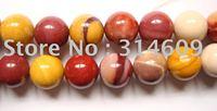 Hot Sale Mookite Jasper Loose Bead Fashion Jewelry Round 14mm