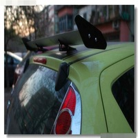 Спойлер Quality Car Rear Spoiler Black Alloy-Aluminum Rear Wing GT Racing Styling #3001-121