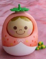 Free Shipping,Wholesales, Unazukin,Unazukin Strawberry,Voice Control Toys,Unazukin Nod Toys,Unazukin Fruit Version