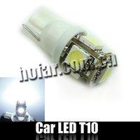 T10 W5W 501 5050SMD LED Side Light Bulbs Xenon White