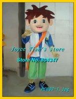 Diego mascot costume Christma fur Cartoon Mascot Costume Cartoon Character Costume for Adult Free shippping