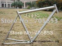 3AL/2.5V Titanium Road Frame