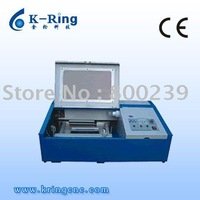KR40B Mini Laser Engraving Machine with 40w laser tube