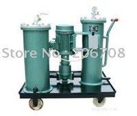 Portable Oil Purifier and Oiling Machine, Mini mobile oil filter Series JL
