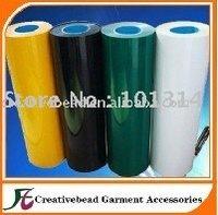 topper PVC flex heat transfer film High quality+free shipping