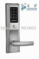 2013 New, Security Digital Fingerprint Access Control Door Locks,L368RM Free Shipping