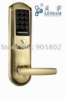 2013 New, Security Digital Fingerprint Access Control Door Locks,L399RM Free Shipping
