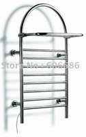 Stainless steel Heated towel rack , electric towel warmer HS-55 ,bathroom towel dryer