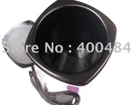 Plastic Portable Travel USB Stirring Coffee Water Tea Cup Warmer Heater Novelty Gifts Mug