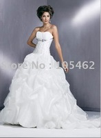 Free shipping 2011new style wedding dress/backless sexy wedding dress/ wedding gown / bridal dress