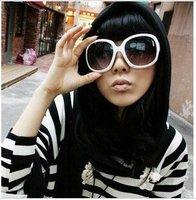 Hot Selling Super Fashion Vintage Sunglasses Archaistic Retro women's Sunglasses Multi-color Brand New 20pcs/lot