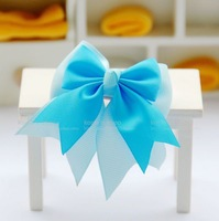 Girls' Hair Accessories Baby hair bows hairs clip infant grosgrain ribbon bows A016