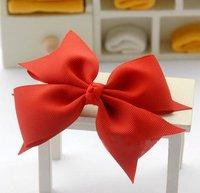 Girls' Hair Accessories Baby hair bows hairs clip infant grosgrain ribbon bows A045