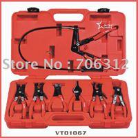 7PC Hose Clamp Pliers Kit (VT01067)