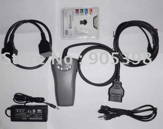 Nissan Consult III(car code scanner,car diagnosis scanner,auto diagnostic kit)(Hong Kong)